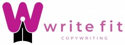 Freelance Copywriter – James Morgan, Write Fit Copywriting Logo